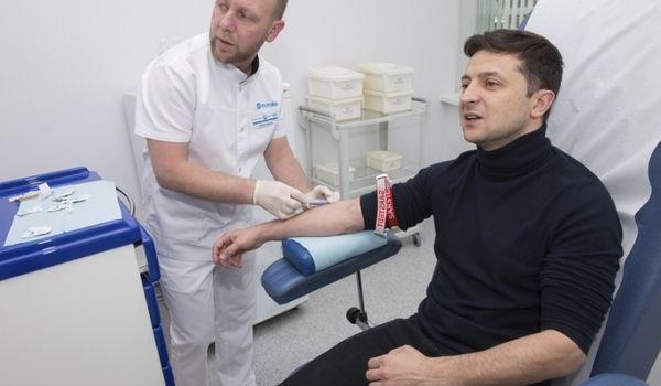 «Я вообще не догадывался»: врач, взявший анализы у Зеленского, прокомментировал ситуацию