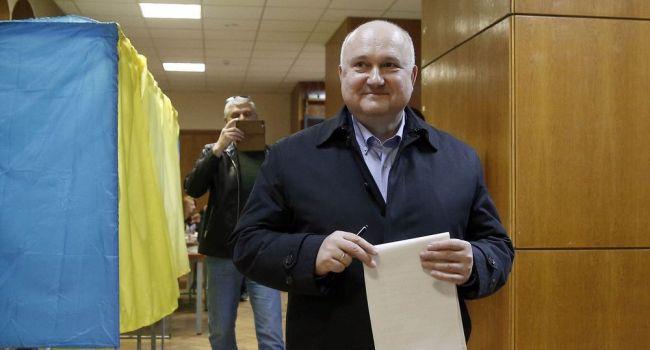 Игорь Смешко собирается завести в парламент свою фракцию