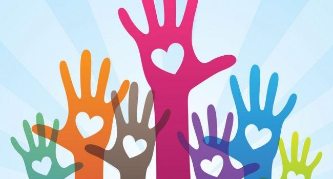 Украинцы больше всего доверяют волонтёрам