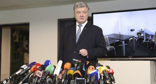 Сазонов: если бы Порошенко сумел посадить 10 человек за эти оставшиеся 2 недели, он бы стал президентом с рейтингом 94%