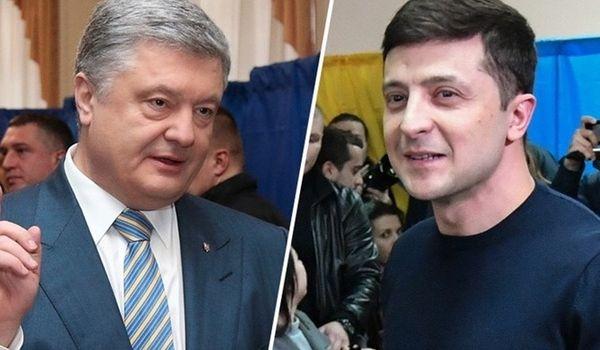 «Можем очень сильно удивиться»: волонтер спрогнозировал разрыв во втором туре между Порошенко и Зеленским