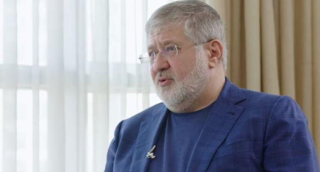 Журналист: людям пора уже понять, что нет кандидата по фамилии Зеленский, есть актер Зеленский и кандидат Коломойский