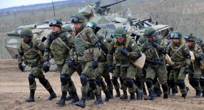 Шок на ТВ: в Германии заявили о вторжении российских военных в ЕС