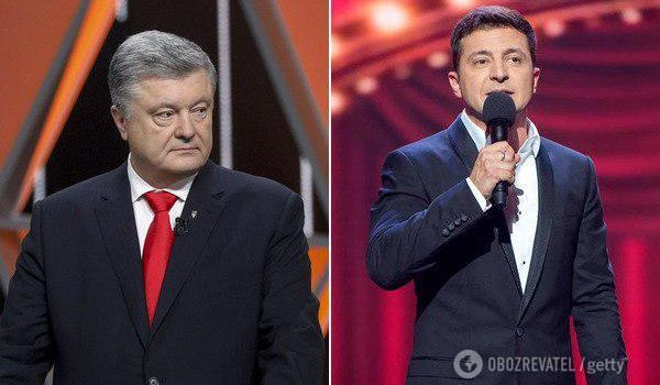 Зеленский опроверг претензии Порошенко о «векторе на Москву»