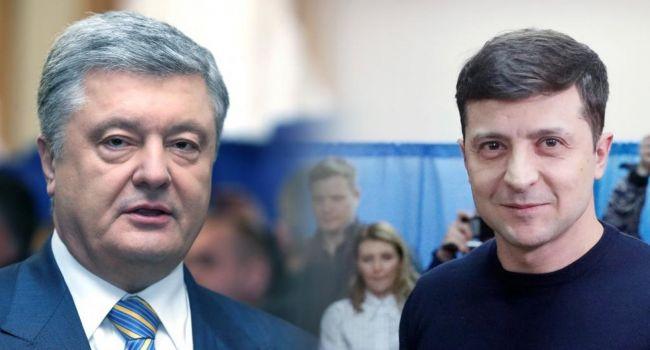 8 апреля Порошенко и Зеленский могут начинать агитацию