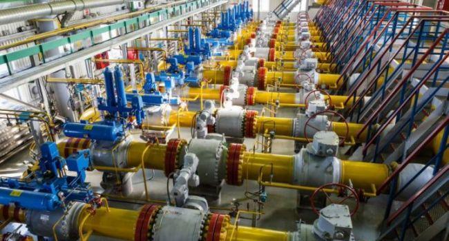 «Нафтогаз» начал копить газ на следующий отопительный сезон