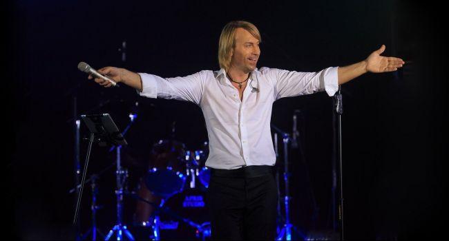 «После моих концертов женщины возвращаются довольными, и дарят своим мужчинам хорошие ночи»: Олег Винник сравнил себя с «Виагрой»