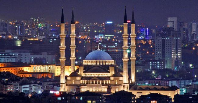Анкара – столица Турции, где есть чем заняться