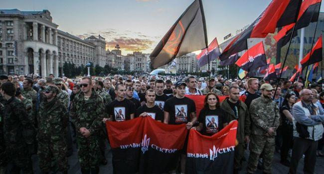 Занимался партизанской войной: в РФ задержали члена «Правого сектора»