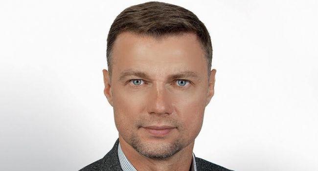Куприй создал партию в поддержку Зеленского