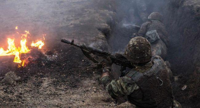 Боевики «ЛДНР» накрыли бойцов ВСУ новейшими образцами российского вооружения