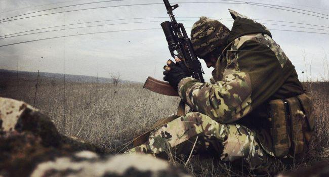 «Домой, домой!»: снайпер ВСУ с 800 метров отправил наемника РФ в «бригаду-200»
