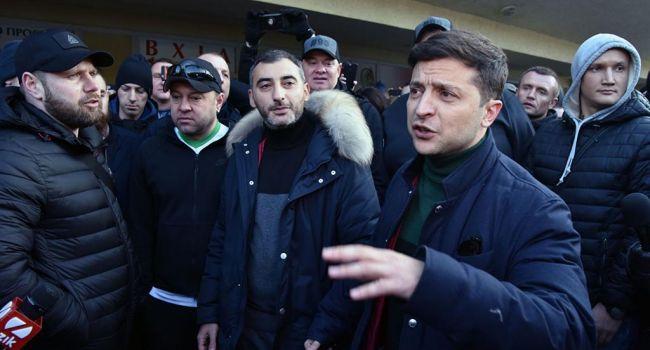 Коломойский организовал для Зе тайный штаб – там нет бара и пинг-понга
