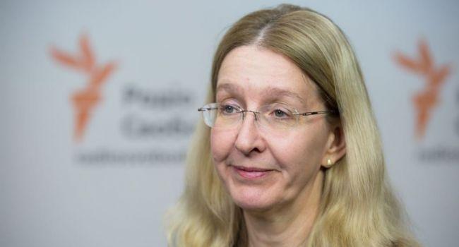 Супрун призвала украинцев не отказываться от вакцинации