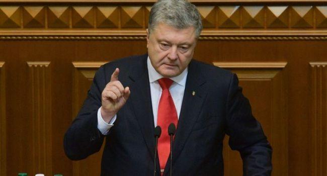 Богданов: проблема 15% Порошенко в первом туре та же самая, что и у Гриценко