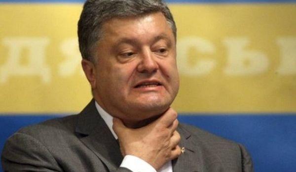 Порошенко принялся пугать украинцев отменой безвизового режима с ЕС