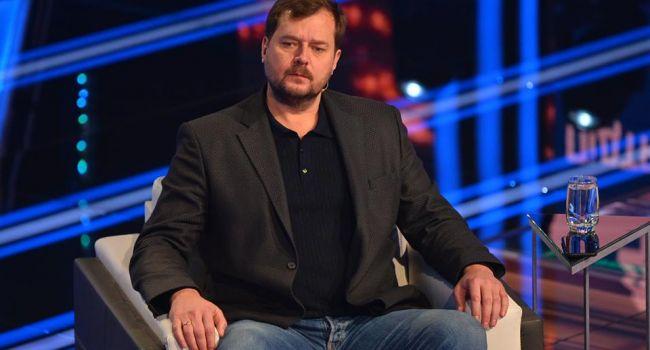 Ветеран АТО: экс-регионалы еще вчера агитировали за явно пророссийских Бойко и Вилкула, а сегодня их кандидат – Зеленский