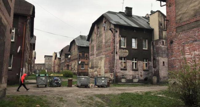 Казанский: вы будете удивлены, но в Польше тоже есть свое Енакиево – у подъездов типочки с пивом, выбитые окна, заколоченные витрины