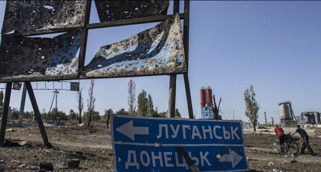 Кто будет платить за возвращение Л/ДНР в Украину – Мироненко