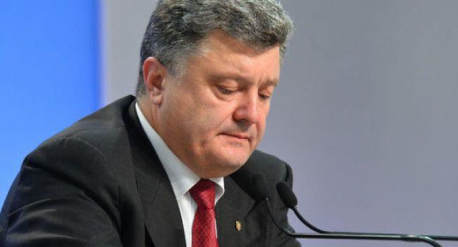 Только половина сторонников Порошенко верят в победу своего фаворита