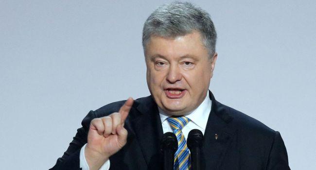 Россия потеряла из-за западных санкций 10 процентов своего ВВП – Порошенко