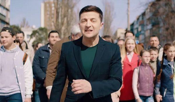 По примеру Кузьмы Скрябина? В штабе Порошенко показали «видео смерти» Зеленского
