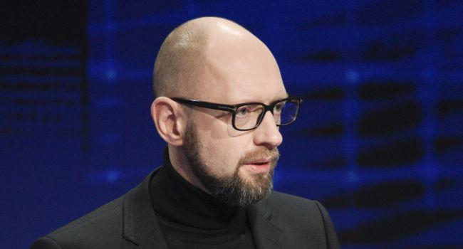 Арсений Яценюк озвучил главные вызовы для современной Украины