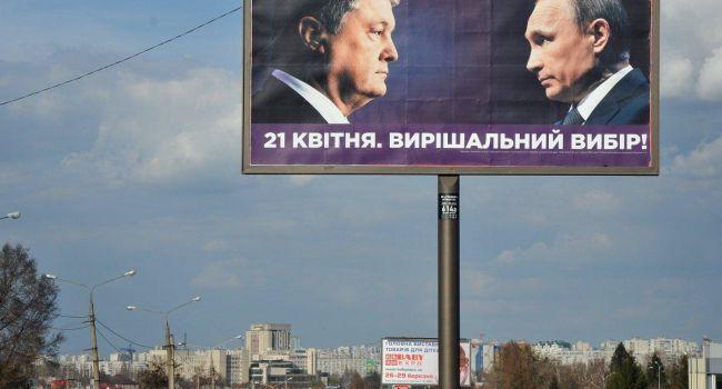 «Это самое большое позорище для гаранта»: в соцсетях обсуждают исчезновение Путина с баннеров