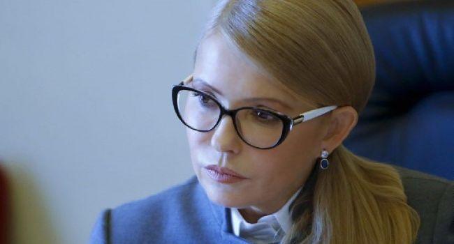 Тимошенко: Люди сегодня должны определиться так, как им подсказывает сердце