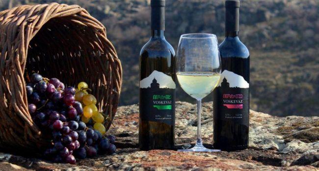 В Украине могут отменить акциз на лёгкие вина