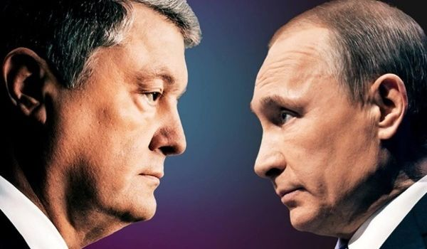 «Такая риторика не нравится»: в штабе Порошенко прокомментировали ситуацию со скандальной рекламой с Путиным