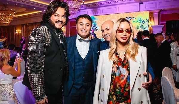 Украинские звезды засветились на гала-ужине музыкальной премии в РФ: кто пришел