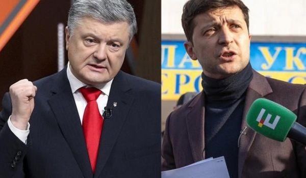 «Битва газеты с Инстаграмом»: эксперт дал оценку вчерашним «телефонным дебатам» Порошенко и Зеленского