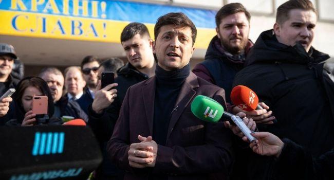 «Вы виноваты, что мы голосуем за Зеленского»: сторонники Зе уже начали оправдываться за свой выбор