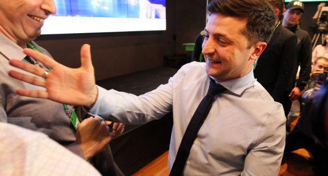 Историк рассказал об электорате, который готов выбирать Зеленского своим президентом