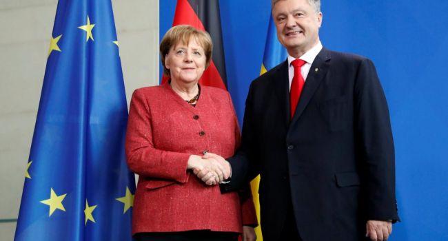 Немецкий бизнес может принять участие в управлении украинской ГТС – Порошенко