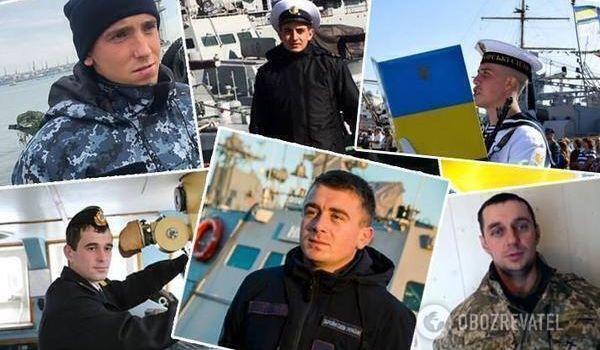 Россия организует новое судилище над украинскими моряками: подробности