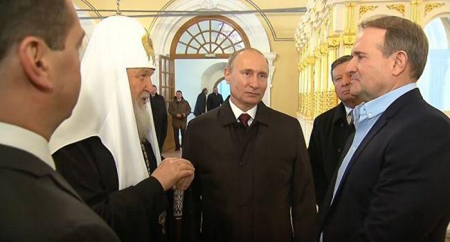 «Переговоры веду и буду вести я»: Медведчук сделал заявление относительно решения вопроса освобождения украинских моряков
