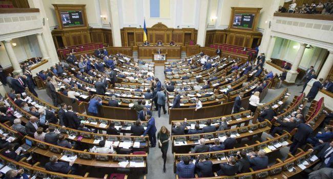 Новый президент Украины будет иметь основания распустить парламент