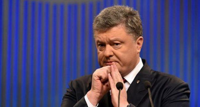 #ШоТутДумать: у Зеленского иронично ответили на агитацию Порошенко