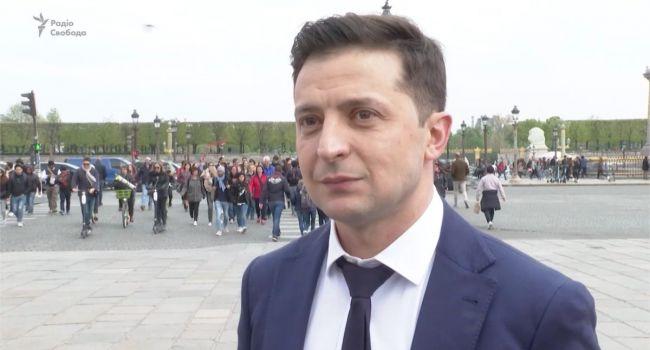 Дипломат: «В случае президентства Зеленского Донбасс, Украину и Россию не ждет ничего хорошего»