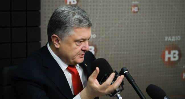 Политолог: «У Порошенко есть козыри, чтобы торговаться с Зеленским»