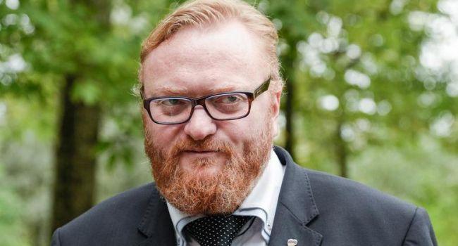 «Били дверью»: в Росии избили депутата Госдумы, который планировал купить Украину