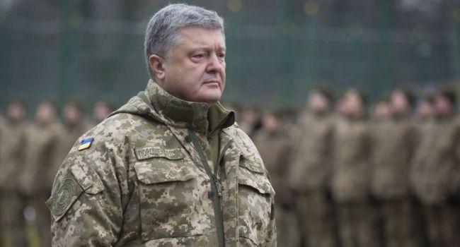 «Не дай Бог, он будет избран»: Порошенко рассказал, что будет уважать нового президента Украины