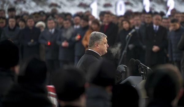 Порошенко обрушился с критикой на избирателей Зеленского: «Хотите вернуться в Российскую империю»