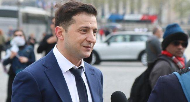 Кокс, бронированный лимузин, анализы другу: Зеленский снова ушел от ответов на конкретные вопросы