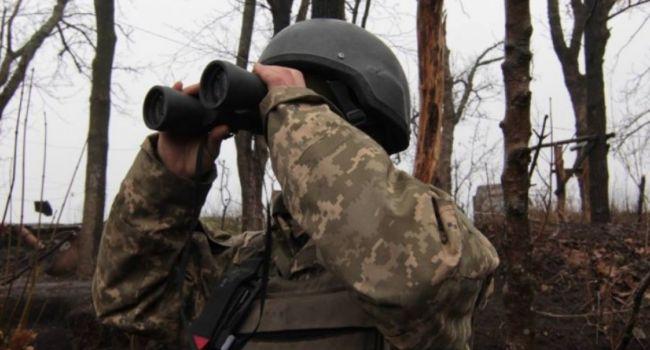 «ДНР»: у Донецка между «Правым сектором» и ВСУ произошла перестрелка, есть потери