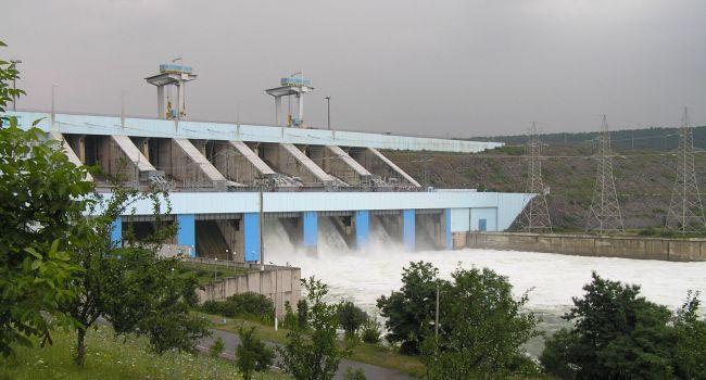 Строительство ГЭС на Днестре было прекращено