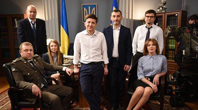Показ «Слуги народа» в РФ стал бы катастрофой для Путина – Радзиховский