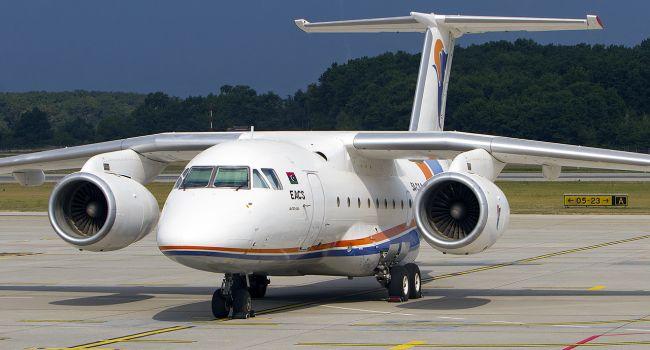 В Одесском аэропорту продолжают ремонтировать самолет Каддафи